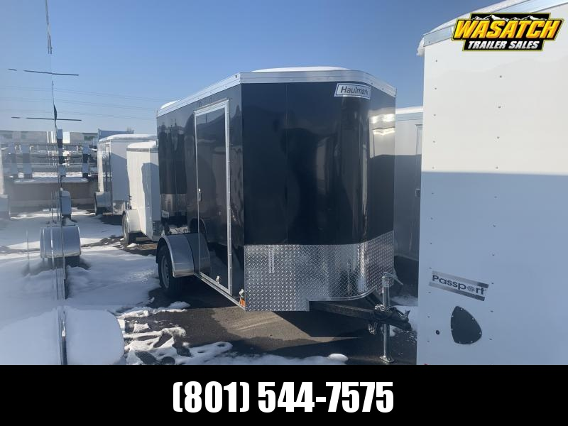 2020 Haulmark 6x10 Transport Enclosed Cargo Trailer