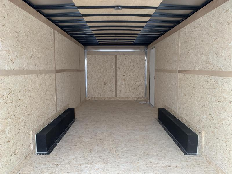 2020 Haulmark 8.5x20 Grizzly Enclosed Cargo Trailer