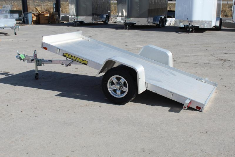 "Aluma 54""x10' Aluminum Tilt Trailer"