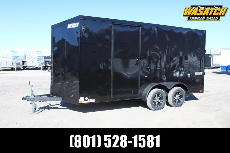 Haulmark 7x16 Transport Enclosed Cargo Trailer w/ Phantom Package