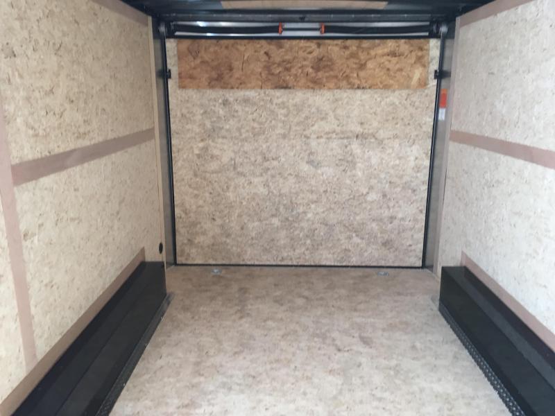 2019 Haulmark 8x16 Transport Enclosed Cargo Trailer