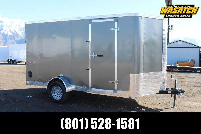 Mirage Trailers 7x12 Enclosed Cargo Trailer