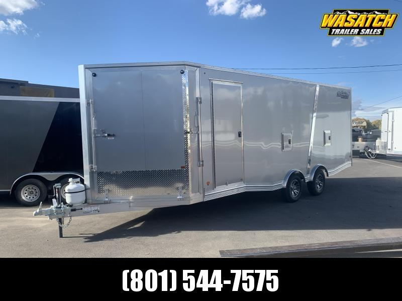 2020 High Country 8.5x26 Peak Value w/ Heater All-Sport Snowmobile Trailer