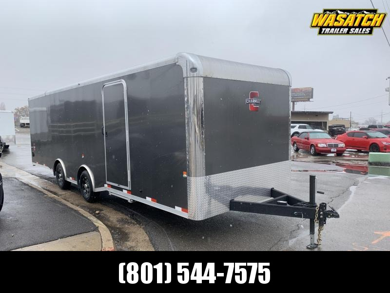 2020 Charmac Trailers 28 ft Legend Car / Racing Trailer