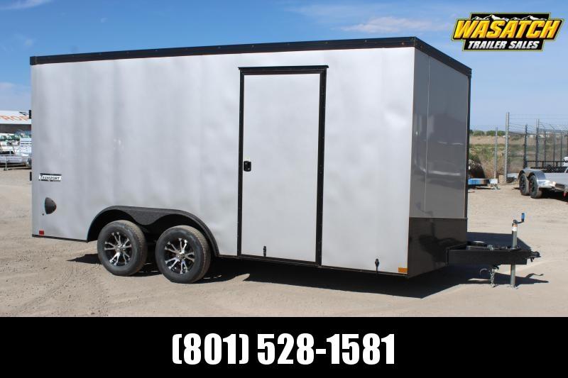 Haulmark 85x16 Transport Enclosed Cargo Trailer