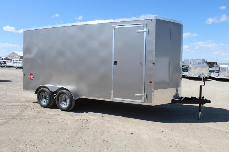 Charmac Trailers 7x16 Atlas Enclosed Cargo Trailer