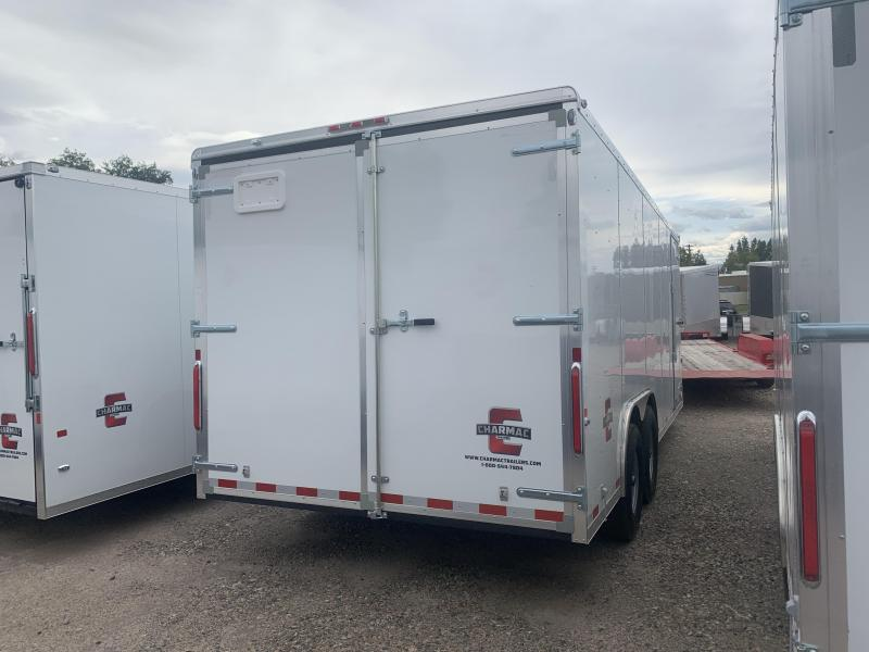 2019 Charmac Trailers 20 ft Commercial Duty Gooseneck Enclosed Cargo Trailer