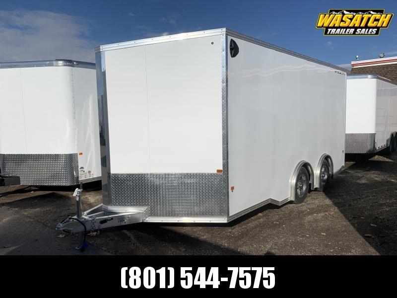 Alcom-Stealth 8x16 Stealth Aluminum Cargo