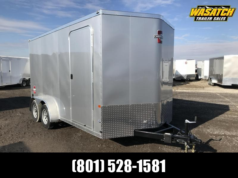 Charmac 7x14 Stealth Enclosed Steel Cargo w/ UTV Package