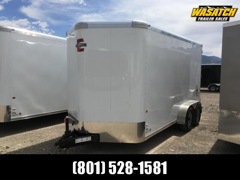 Charmac 7x14 Standard Duty Enclosed Steel Cargo