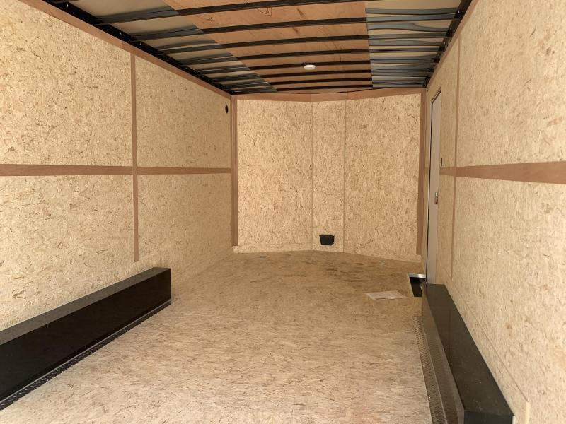 Haulmark 8.5x16 Transport Cargo Trailer
