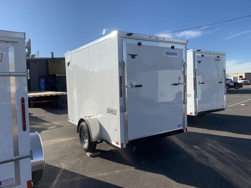 2020 Haulmark 6x10 Passport Enclosed Cargo Trailer