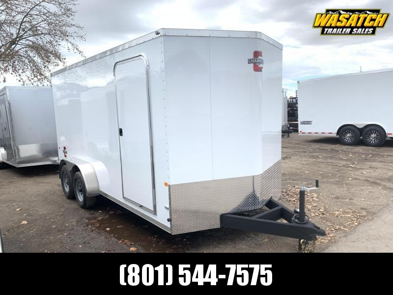 Charmac 7x16 Stealth Steel Enclosed Cargo Trailer