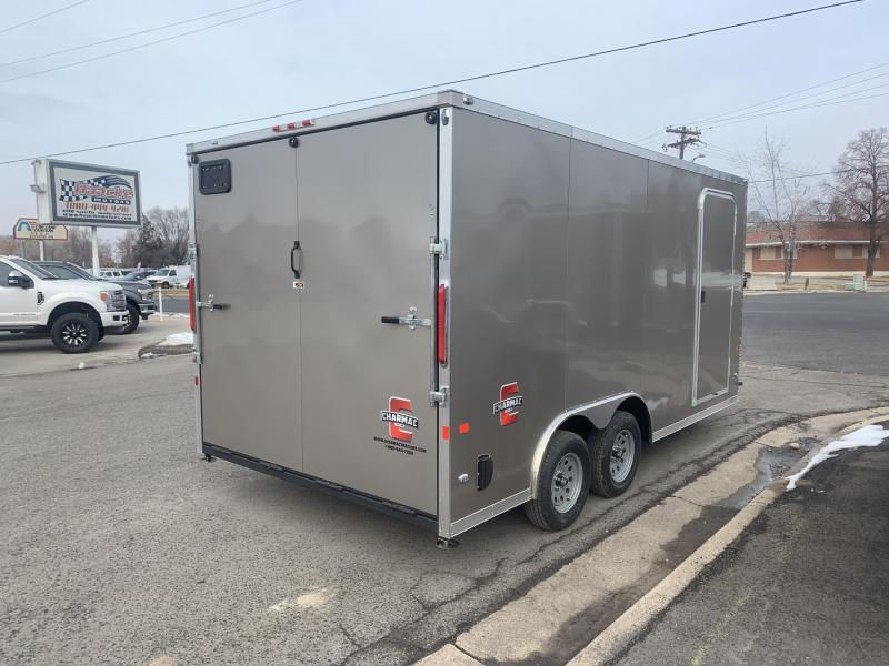 2020 Charmac Trailers 100 x 16 Stealth Enclosed Cargo Trailer