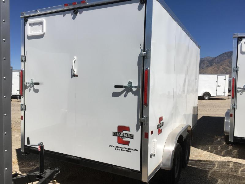 Charmac 7.5x14 Stealth Enclosed Cargo w/ UTV Package