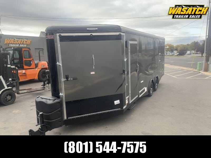 2020 Mirage Trailers 28ft Xtreme Sport Snowmobile Trailer w/ Sport Package