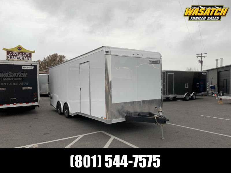 2020 Haulmark 24ft Edge Car / Racing Trailer