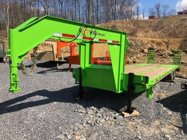 2019 B-Wise EDB32-23 EQUIPMENT TRAILER Equipment Trailer