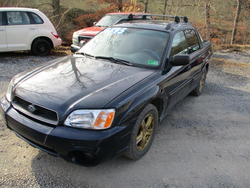 2003 Subaru BAJA Truck