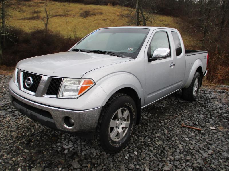 2005 Nissan FRONTIER 4WD NISMO EDITION Truck