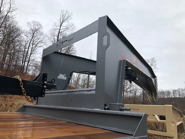 2019 B-Wise EDG20-16 Equipment Trailer
