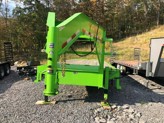 2019 Doolittle Trailer Mfg BF1022514K Equipment Trailer