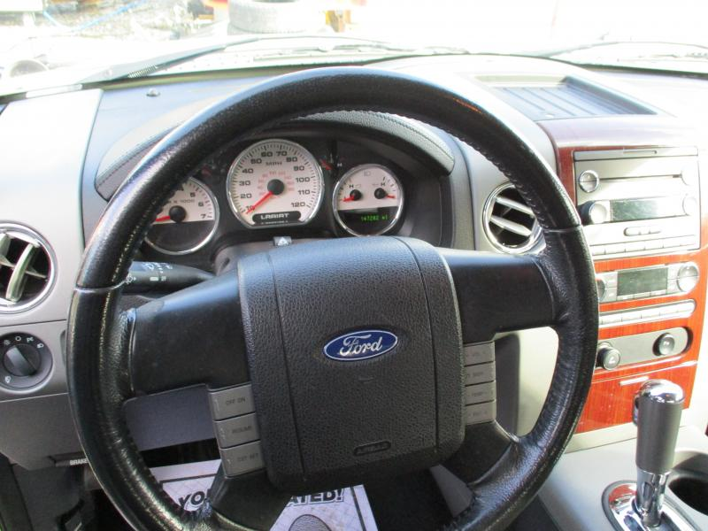 2008 Ford F150 LARIAT CREW CAB 4X4 Truck