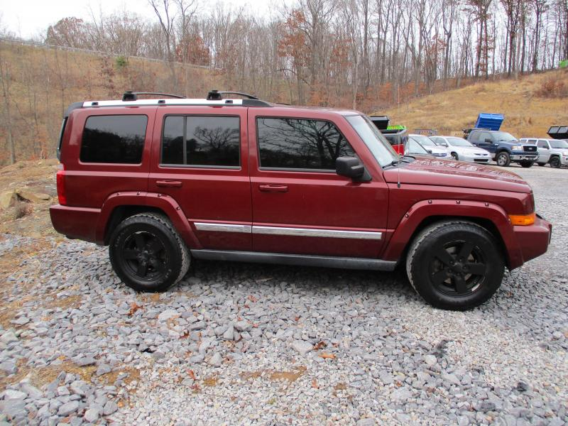 2007 Jeep COMMANDER LIMITED HEMI SUV