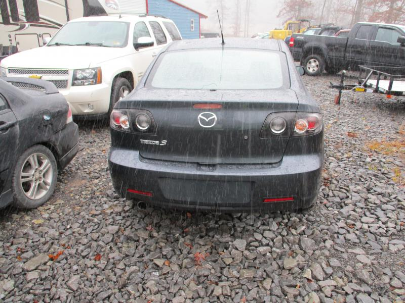 2008 Mazda 3I Car