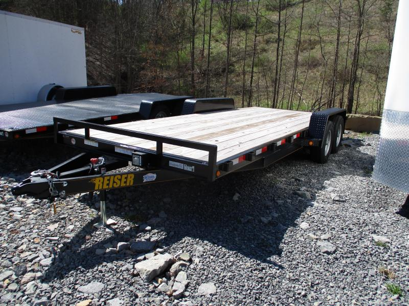 2020 Reiser Trailers WCH2010K Car / Racing Trailer