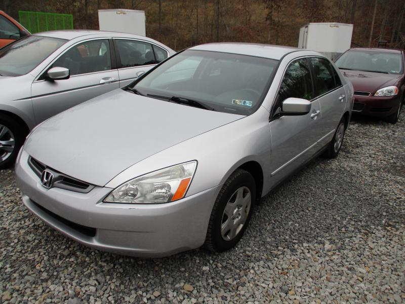 2005 Honda ACCORD LX Car