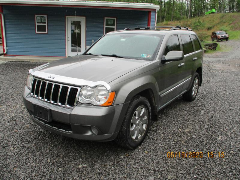 2008 Jeep GRAND CHEROKEE LIMITED SUV