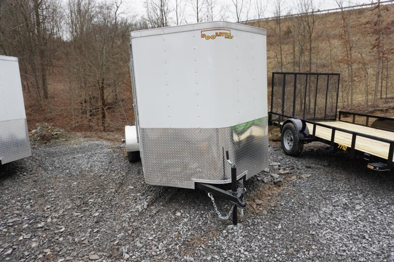 2019 Doolittle Trailer Mfg BL6X12S Enclosed Cargo Trailer
