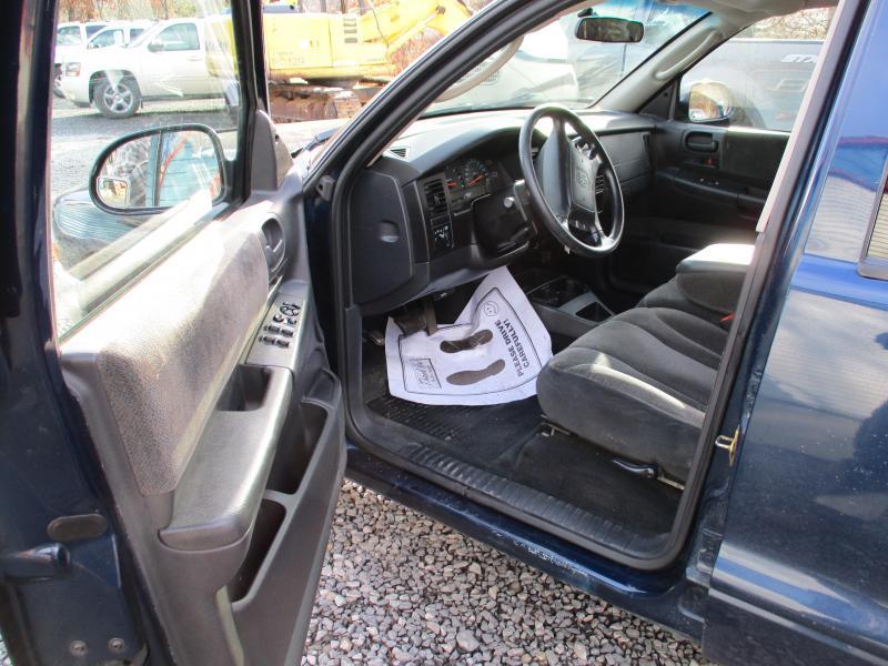 2001 Dodge DAKOTA SLT CREW CAB 4X4 Truck