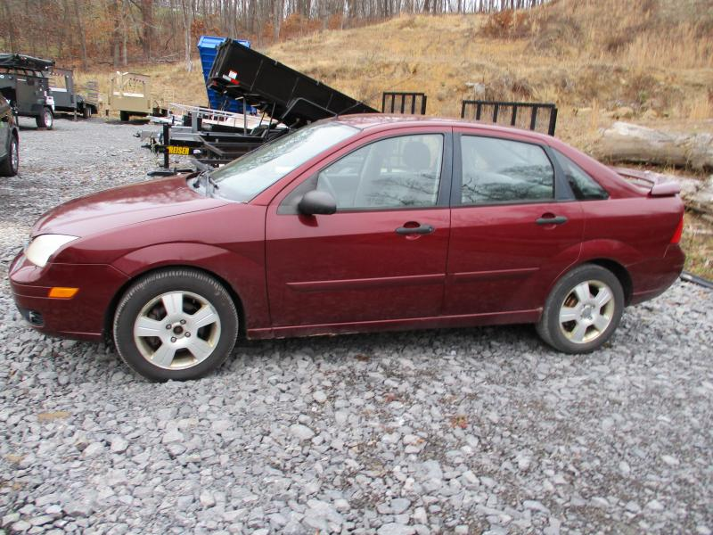 2006 Ford FOCUS ZX4 S Car