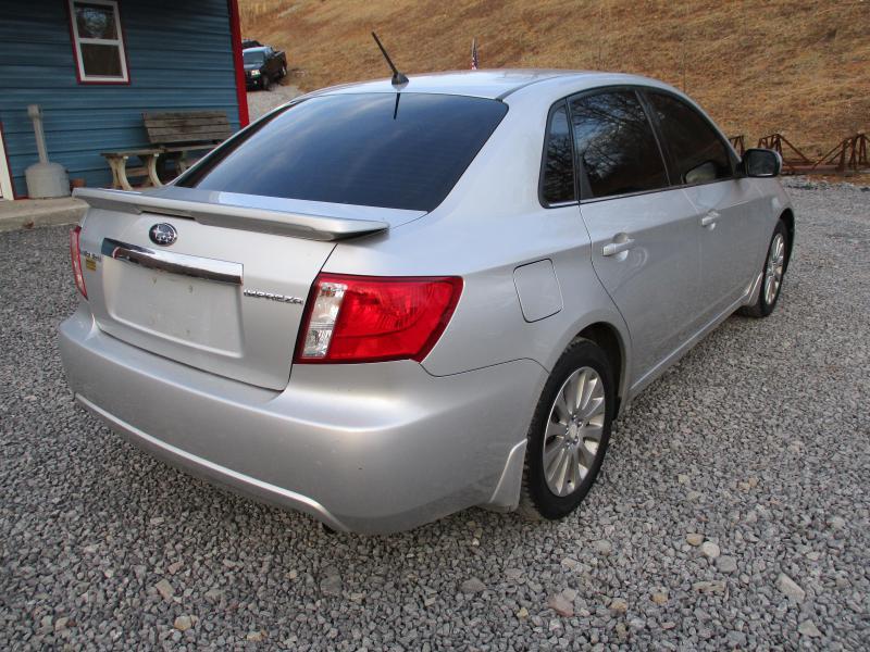 2008 Subaru IMPREZA Car