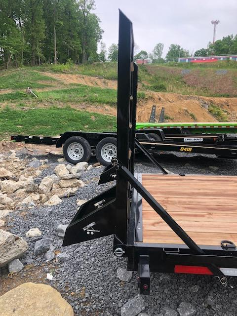 2019 B-Wise EH20-14HD Equipment Trailer