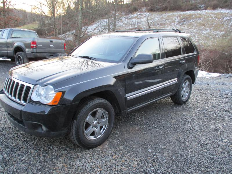 2008 Jeep GRAND CHEROKEE LARADO SUV
