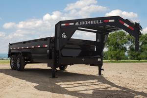 2020 Iron Bull DTG8316072ES2R50 Dump Trailer