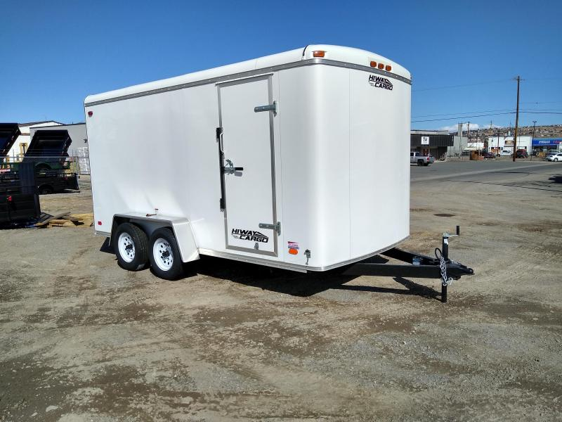 2020 Carson Trailers HC142 Enclosed Cargo Trailer