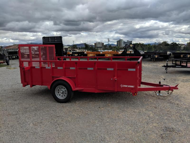 2020 Five Star 6.5x12 CL Utility Trailer