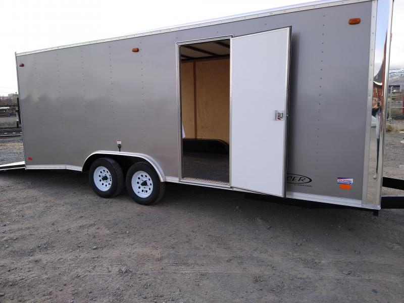 2020 Carson Trailers RC202 Enclosed Cargo Trailer