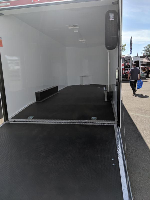 2020 Carson Trailers RACER CUSTOM Enclosed Cargo Trailer