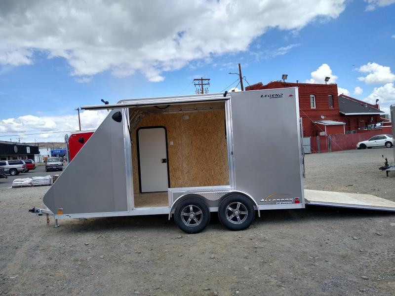 2020 Legend Manufacturing ALL SPORT TANDEM AXLE Enclosed Cargo Trailer