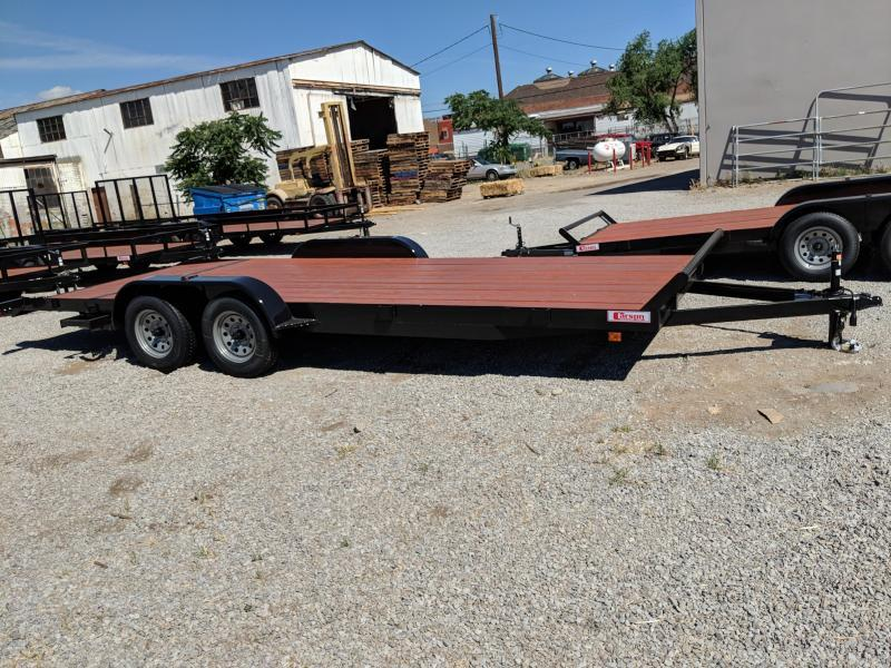 2020 Carson Trailers SC182 Car / Racing Trailer