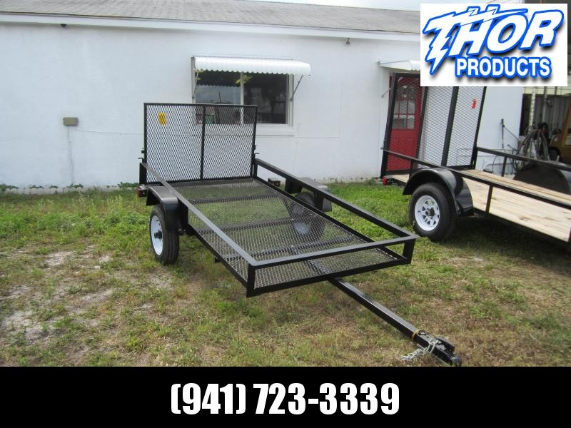 2019 Triple Crown Trailers 4x8 ECONO Utility Trailer