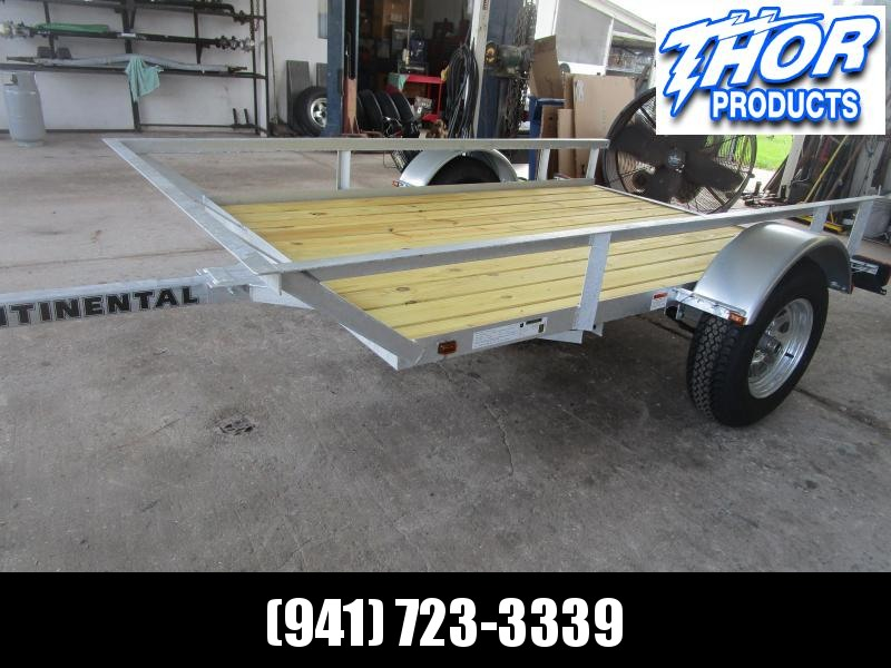 2020 Continental Trailers UT5828 Utility Trailer
