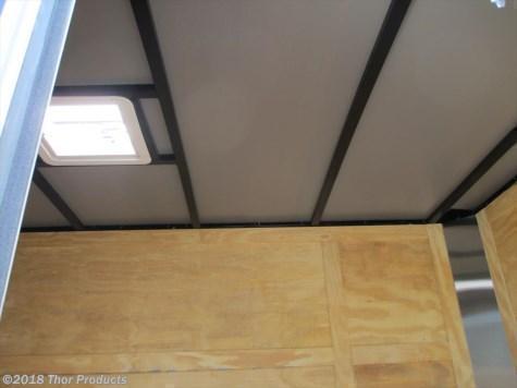 NEW 6 x 12 SA Trailer Ramp Door and side door .030 BLACK therma cool ceiling