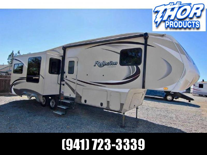 2015 Grand Design Reflection 303RLS Fifth Wheel Camper RV