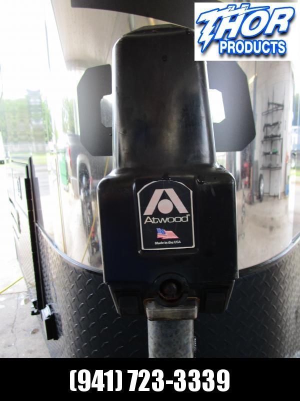 USED ATC 8.5 x 28 + 4' V-nose 12K w/tons of EXTRAS!!  ALUMINUM FRAME!!